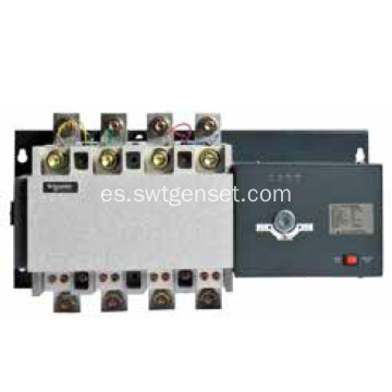 Panel ATS de Schneider Switcher
