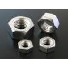 A563 Grade 8.8/10.9 Zinc Plated/HDG Hex Head Nut