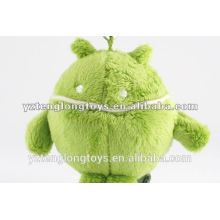 promotional custom stuffed plush doll for Android