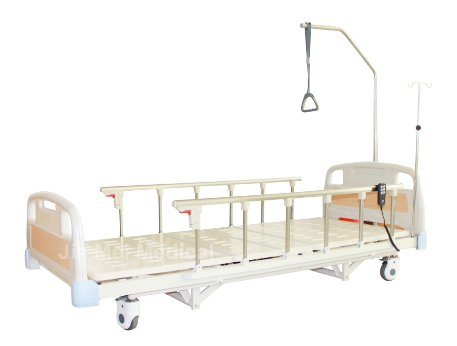 Three Functions Hospital Patient Bed