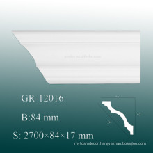 Classical Polyurethane Cornice Molding, Ceiling Cornice Design