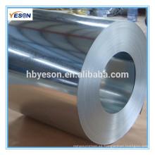 De acero galvanizado en caliente de acero galvanizado caliente bobina de acero galvanizado en caliente