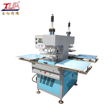 Intelligent plc control energy saving heat press machine