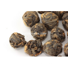 New Spring Yunnan Black Dragon Pearl Black Tea
