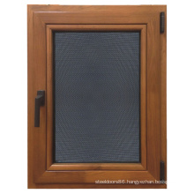 Aluminium + Wood Window (AW-C007)