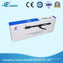 Disposable Surgical Prolapse and Hemorrhoid Cutting Stapler