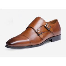 Classical Style Men Business Shoes with Buckle (NX 445)
