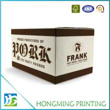 Custom Printed Cardboard Beer Packaging Box