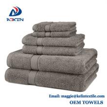 China Factory ultra luxury customized color hotel towel sets 100% Cotton Bath Towel Bath towel/ face towel/beach towel/ hand towel;