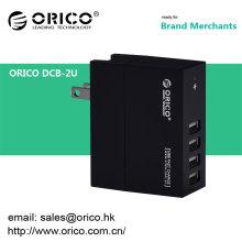 Carregador de parede USB usb ORICO DCP-4U4 para Tablet