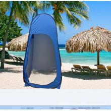 Instant pop up shower tent