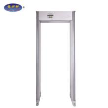 Caminhada básica de venda quente através da porta portátil do quadro de porta do detector de metais