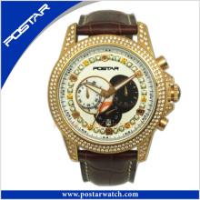 High-End Super reloj deportivo con piedra de ajuste de precio de fábrica Psd-2780