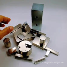 Блочный неодимовый магнит индивидуальной формы и размера