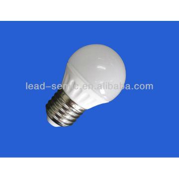 g45 smd led lamp a27 3w