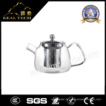 Neue Premium Borosilikatglas Teekannen