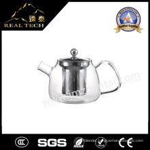 New Premium Borosilicate Glass Teapots