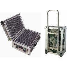 Boîtier portable de système d'alimentation solaire 40W