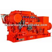 CE aprobado (10kw-2000kw) generador de gas natural
