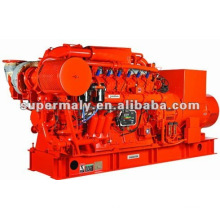 CE approved (10kw-2000kw) natural gas genset