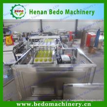 Alto elogiado Alta capacidade inoxidável frutas remoção de sementes máquina, separador de sementes de frutas preço de fábrica 008613253417552