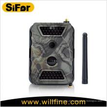 Scout trail camera 12MP 720P com 940nm invisível IR suporte SMTP GPRS GSM MMS lapso de tempo