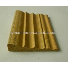 moldeado de madera de reconocimiento