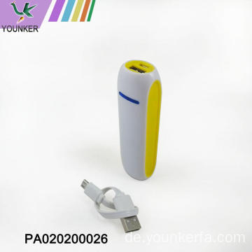5V DC Eingang 3600 Mah Handy Power Bank Fall für Iphone 4 / 4s