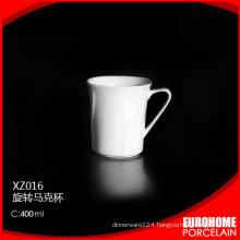 suitable for restaurant elegant ceramic travel coffee drinking mug