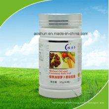 OEM Approved Walnut Oil & Carotene Soft Gel