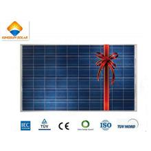 Potente módulo solar de panel solar fotovoltaico de 206W