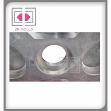 aluminum die casting precision mechanical bearing housing
