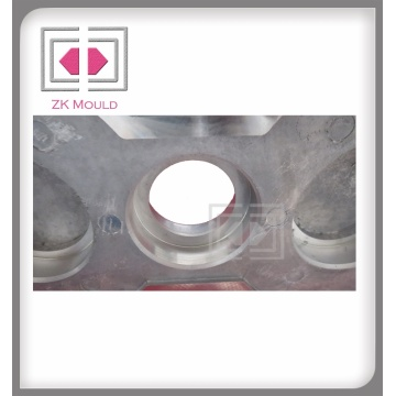 aluminum die casting precision mechanical bearing housing