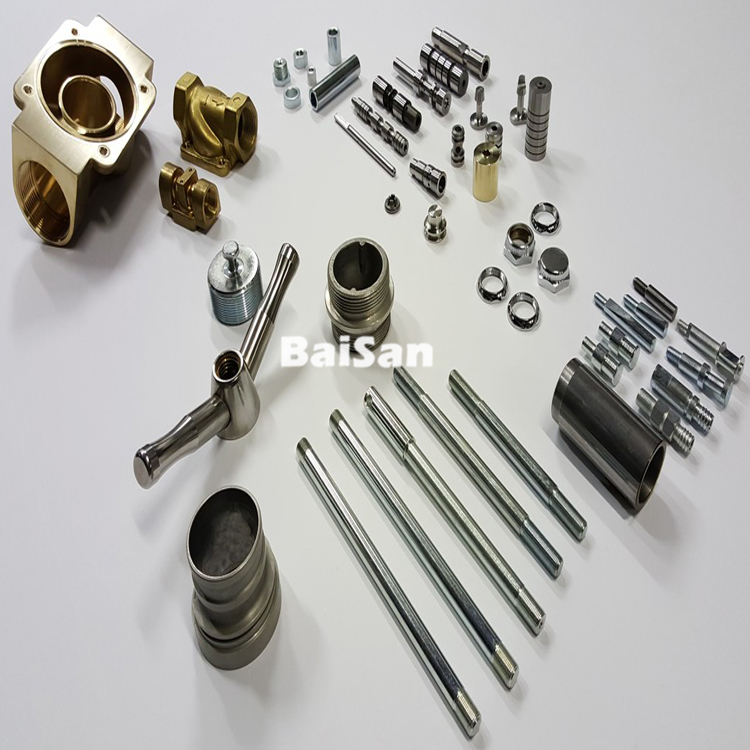 Oil hydraulic components