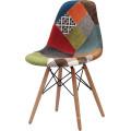 European Style Lounge Chair für Zuhause oder Coffee Shop (FOH-BCC10)