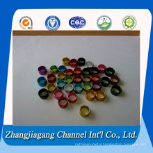 1050 Colour Anodized Pigeon Ring Aluminum Pipe