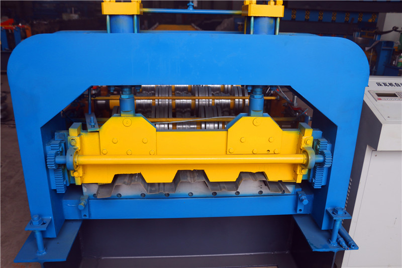 floor deck roll forming machine12