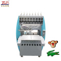 Plastic Labels Making Machine With Servo Motor
