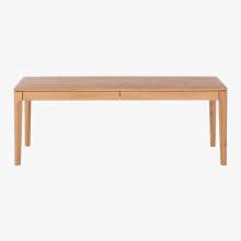 High Quality 2 Drawers Coffee Table with storage