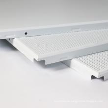 2020 fireproof metal aluminum ceiling 600*600 roof tiles