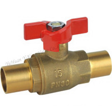 "Direct Ball Valve 1""with Butterfly (YD-1014)"