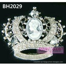 Pino de cristal da coroa de venda quente