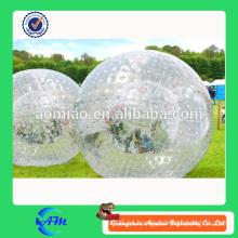 La mejor bola inflable del zorb del tamaño inflable del PVC de la calidad para la venta