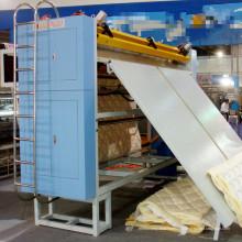 Painel de corte de colchão industrial computadorizado