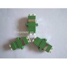 Produtos quentes chineses mais vendidos Adaptador de fibra monomodo LC apc, adaptador de fibra LC multimodo Simplex