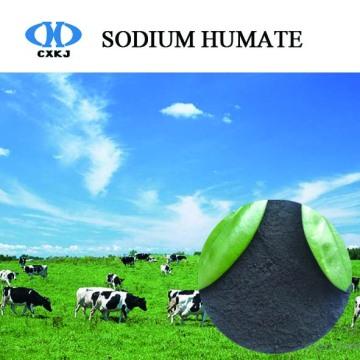 Sodium humate powder crystal flakes animal feed industry