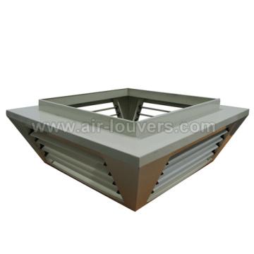 Difusor de aire de aluminio