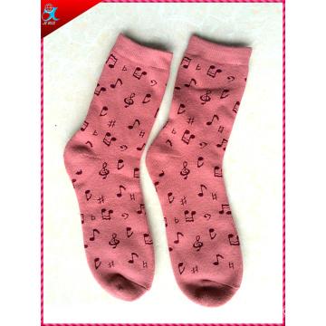 Full Terry Winter Thick Custom Crew Socks