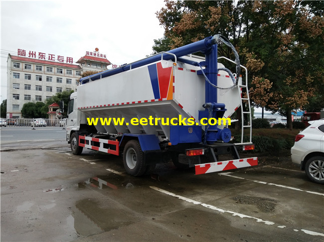 Bulk Cement Delivery Trucks