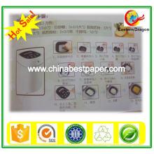 Precio de fábrica 60g Offset papel / Offset papel de impresión